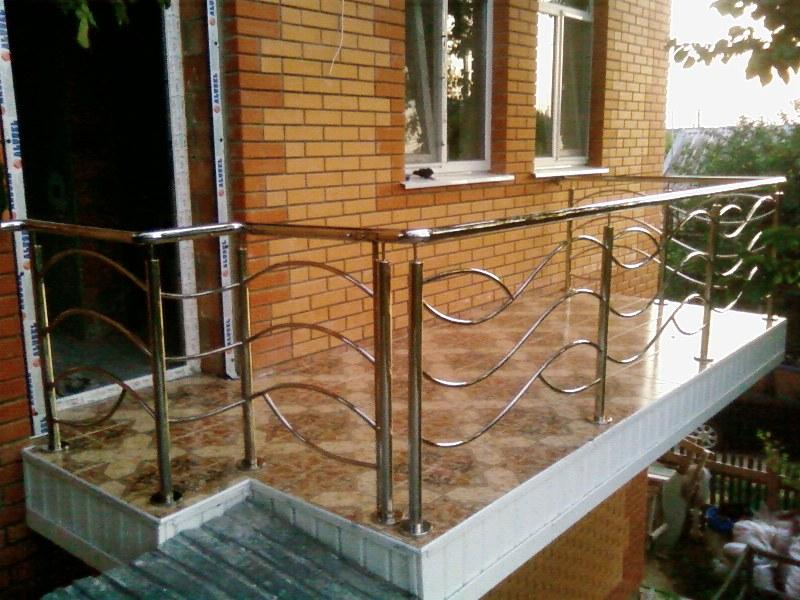 Ограждения окон и балконов perila-dnepr.dp.ua.